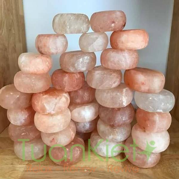 Đá muối massage Xem ảnh 3