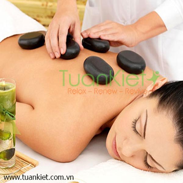 Đá nóng massage Xem ảnh 1