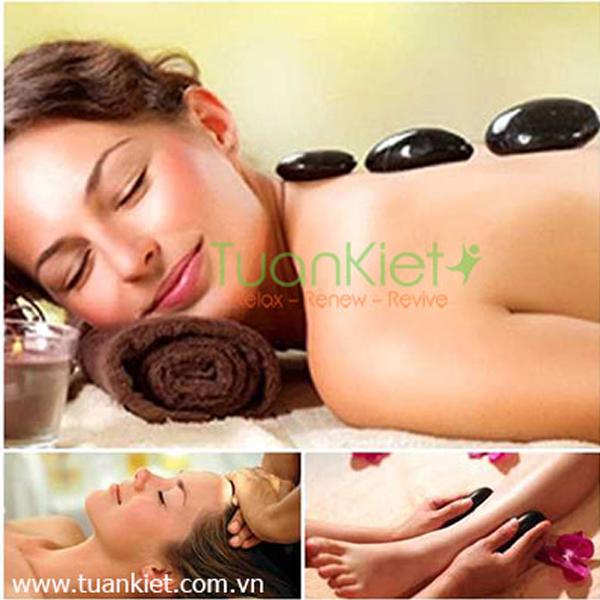 Đá nóng massage Xem ảnh 2