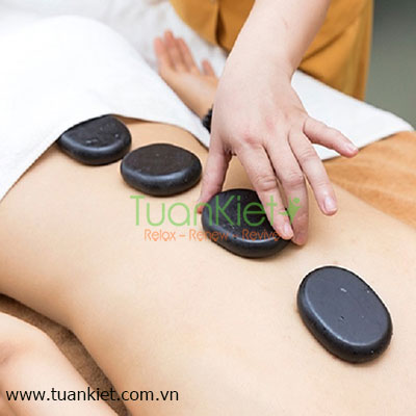 Đá nóng massage Xem ảnh 3