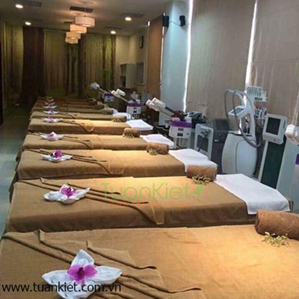 Giường massage cao cấp 02