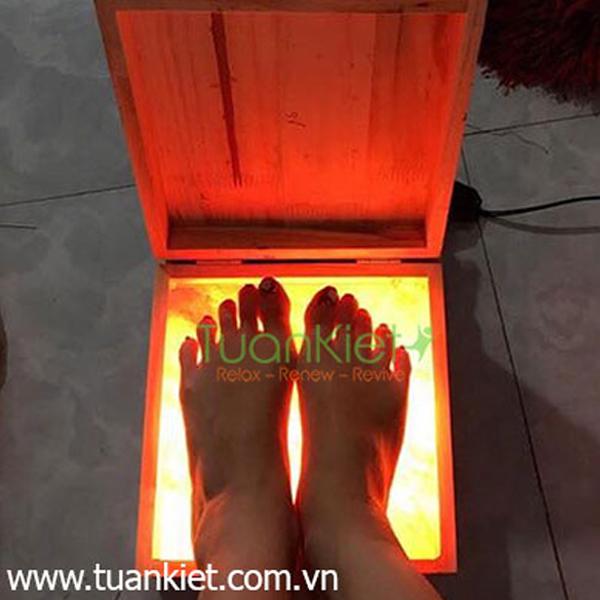 Hộp đá muối massage chân Xem ảnh 3