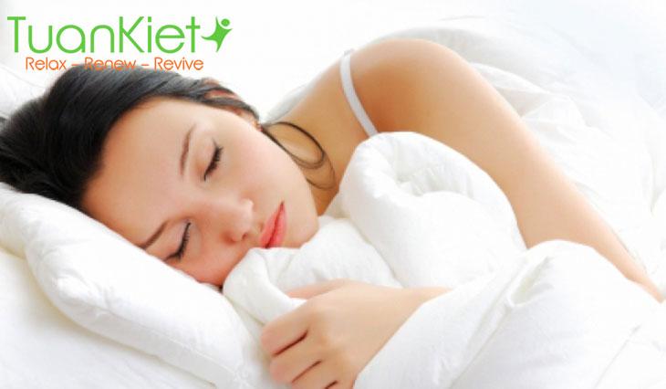 Chữa mất ngủ không dùng thuốc
