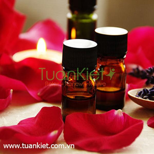Tinh dầu hoa hồng Xem ảnh 1